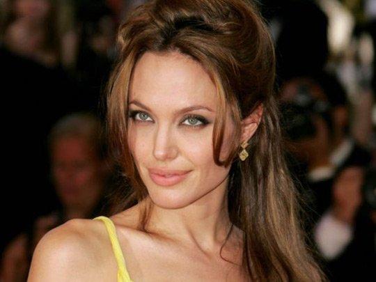 Фото Анжелины Джоли Angelina Jolie