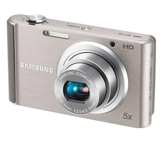 Выбираем компактный цифровой фотоаппарат